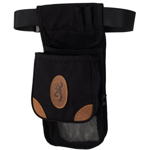 Browning Pouch, Lona Deluxe Black 121388993