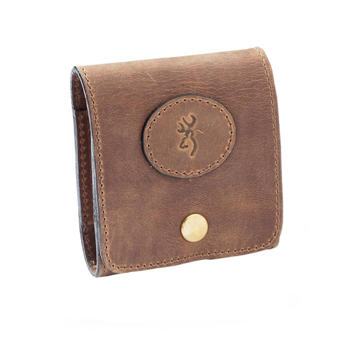 Browning Bag Crazy Horse Leather Cartridge Case 12198
