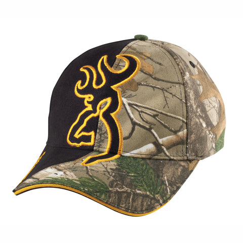 Browning Cap Big Buckmark And Camo Realtree Xtra 308204241