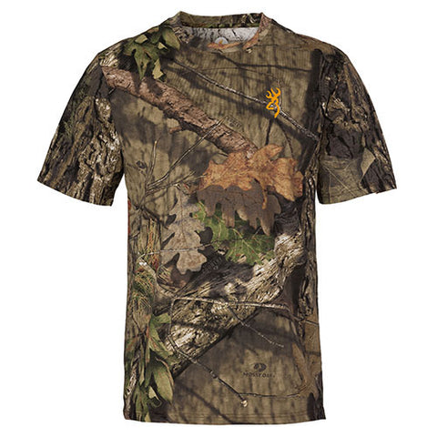 Browning Wasatch T-Shirt Mossy Oak Break-Up Country Large