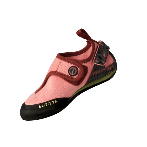 Butora Brava Pink Kid's Rock Climbing Shoes
