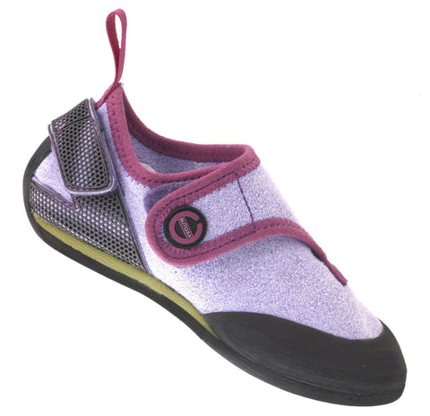 Butora Brava Violet Kid's Rock Climbing Shoes