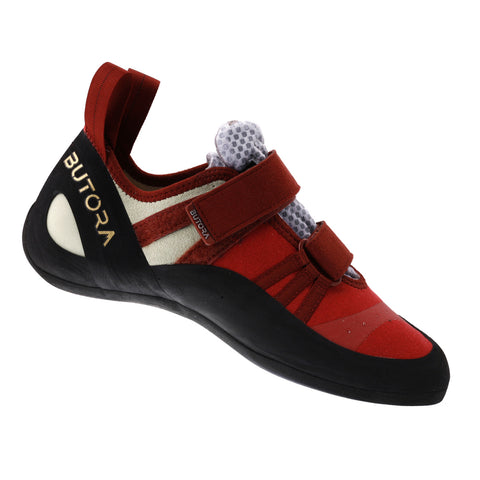 Butora Endeavor Crimson Wide Fit Women's Rock Climbing Shoes