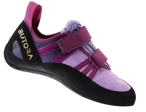 Butora Endeavor Lavender Regular Fit Women's Rock Climbing Shoes