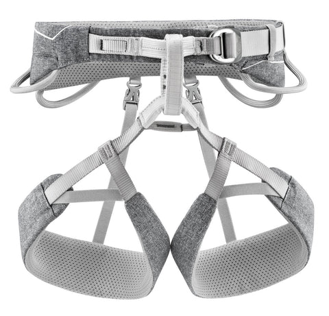 Petzl SAMA Mottled Gray Rock Climbing Harness