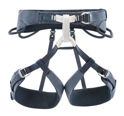 Petzl ADJAMA Grey Rock Climbing Harness