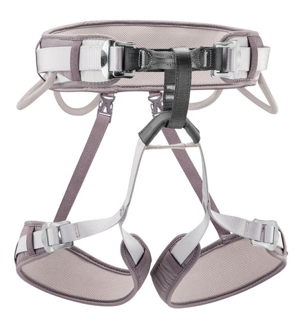 Petzl CORAX Grey Rock Climbing Harness