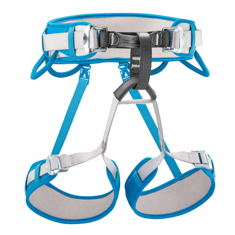 Petzl CORAX Methyl Blue Rock Climbing Harness