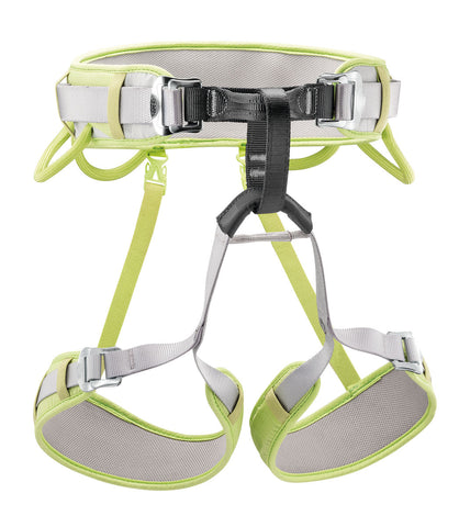 Petzl CORAX Green Rock Climbing Harness