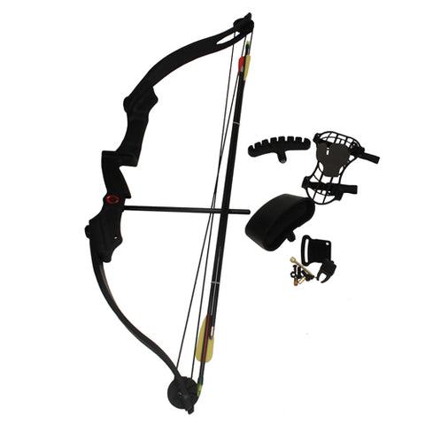 Crosman Elkhorn Jr Compound Bow Set ABY1721
