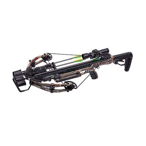 Crosman Corporation 18 Gladiator Whisper 405 Crossbow Package