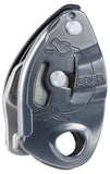 Petzl GRIGRI Assisted Braking Belay Device Gray