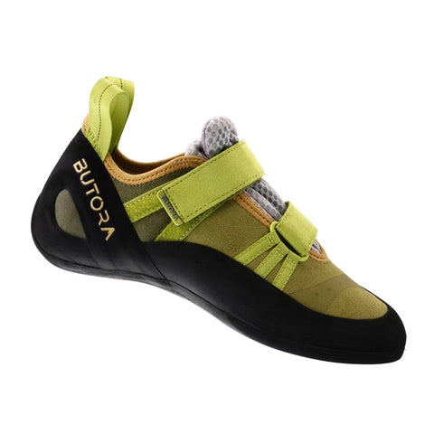 Butora Endeavor Moss Green Wide Fit Rock Climbing Shoes