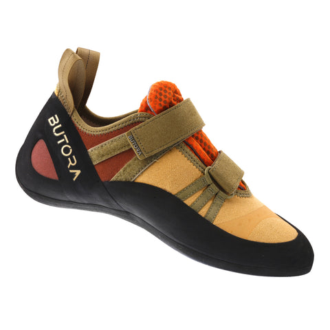 Butora Endeavor Sierra Gold Low Volume Narrow Fit Rock Climbing Shoes