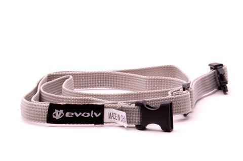 Evolv Nylon Belt for Rock Climbing Chalk Bag
