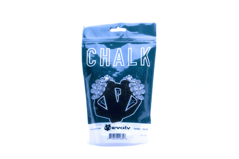 Evolv Loose Climbing Chalk 100 Gram Bag