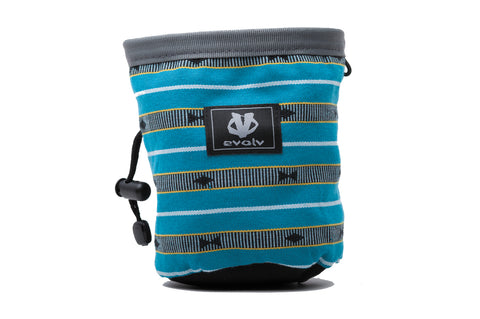 Evolv River Canvas Rock Climbing Chalk Bag