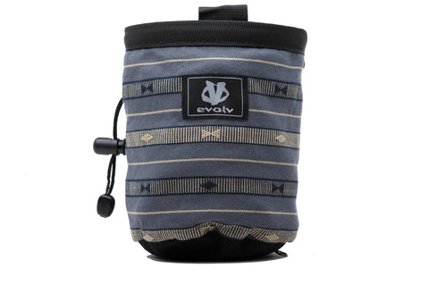 Evolv Roadtrip Canvas Rock Climbing Chalk Bag