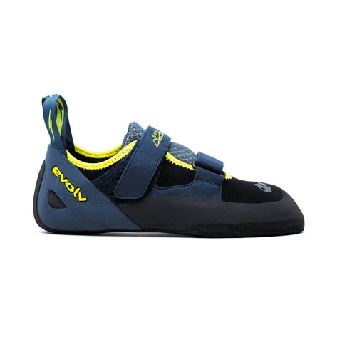 Evolv Defy Black All Around Rock Climbing Shoes