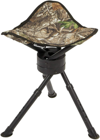 Ameristep Tripod Swivel Stool Realtree Edge Camo AMEFT1002