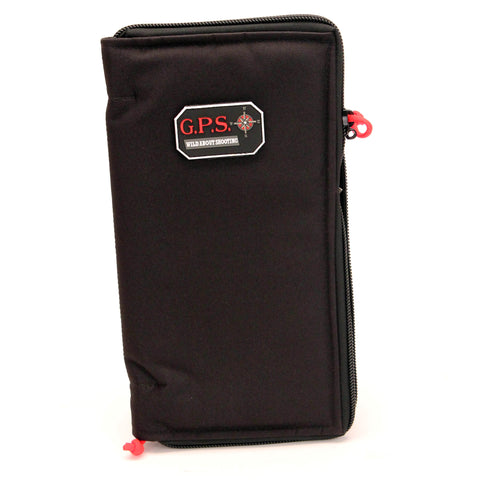 G Outdoors Pistol Sleeve, Large,Black GPS-1265PS