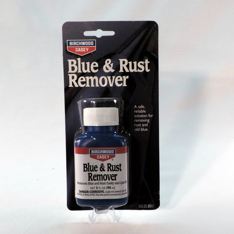 Birchwood Casey Gun Blue & Rust Remover
