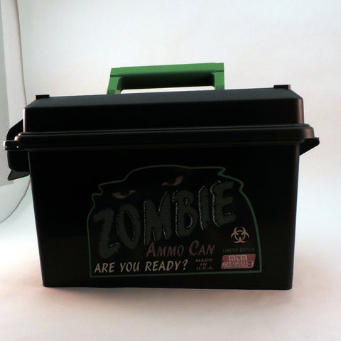 MTM Case-Gard Zombie Ammo Can AC50Z