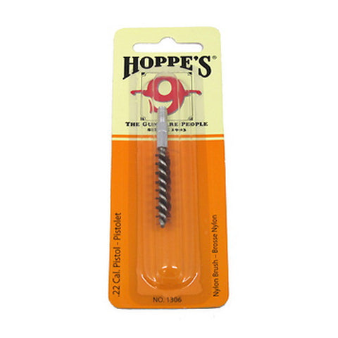 Hoppe's Tynex Nylon Gun Cleaning Brush for 22 Caliber Pistol 1306