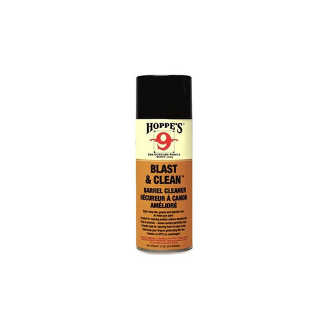 Hoppe's Blast and Shine Barrel Cleaner and Degreaser 11 ounce Aerosol Can CD1