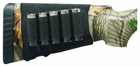 Hunters Specialties Buttstock Shotgun Shell Holder 00685