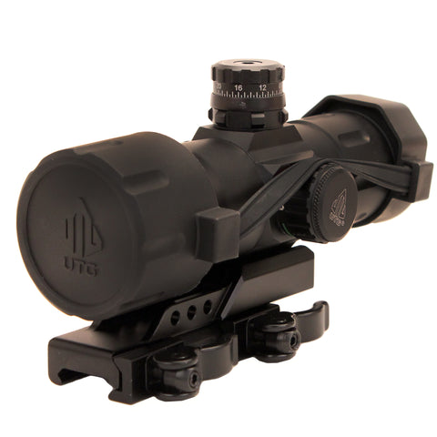 "Leapers 6"" ITA R/G CQB T-Dot Sight W/Offset QD SCP-TDTDQ"