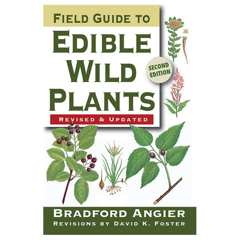 Stackpole Books Field Gd To Edible Wild Plants