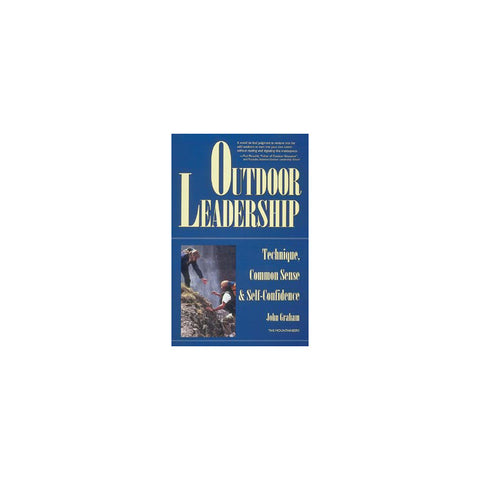 Mountaineers Books Outdoor Leadership
