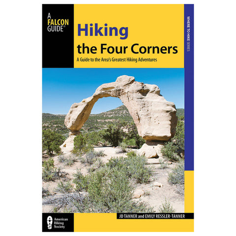 National Book Network Hiking The Four Corners