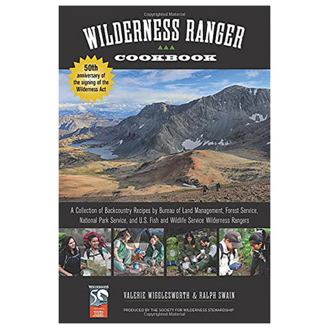 National Book Network Wilderness Ranger Cookbook