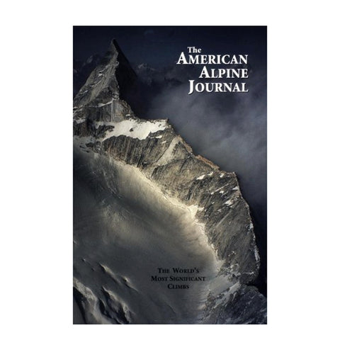 Mountaineers Books American Alpine Journal 2003