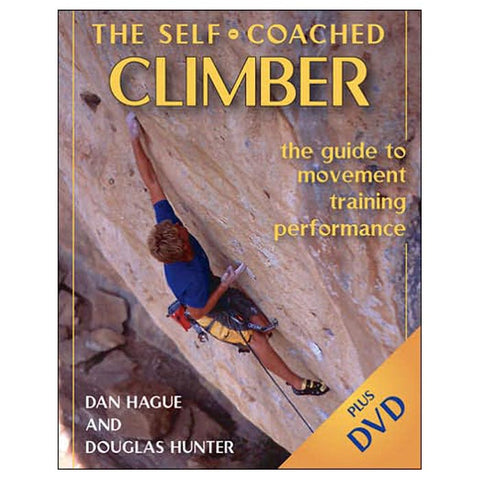 Stackpole Books The Self-Coached Climber W/Dvd