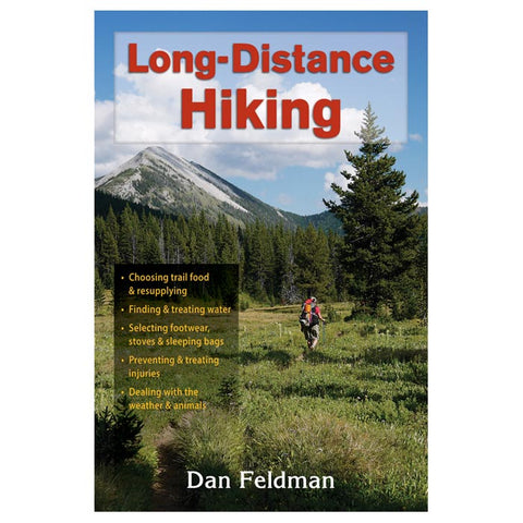 Stackpole Books Long Distance Hiking