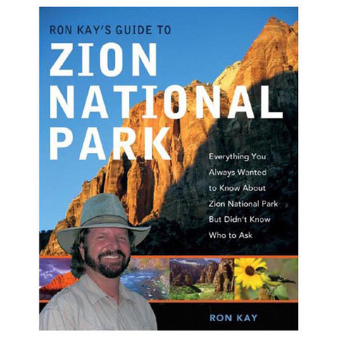 W.W. Norton & Co Guide To Zion National Park