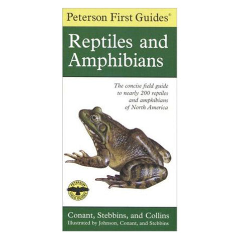 Houghton Mifflin First Guide To Reptiles