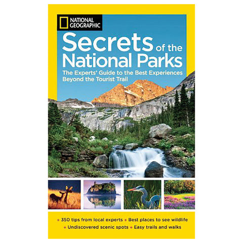 National Geographic Ngeo Secrets Of National Parks