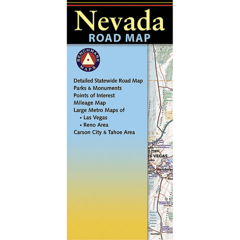 Benchmark Nevada Road Map