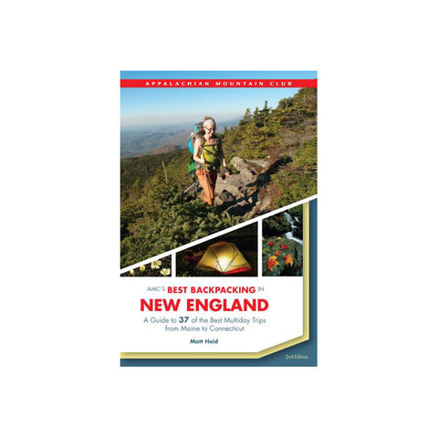 Globe Pequot Press AMC Best Backpacking Ne