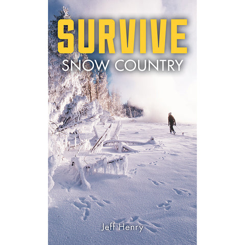 Falcon Survive: Snow Country Book by Jeff Henry