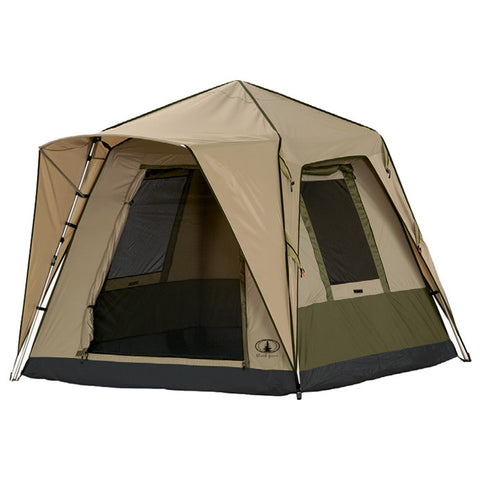Black Pine Sports Turbo Tent Freestander 4P