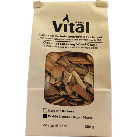 Vitalgrill Gourmet Wood Chips Sugar Maple