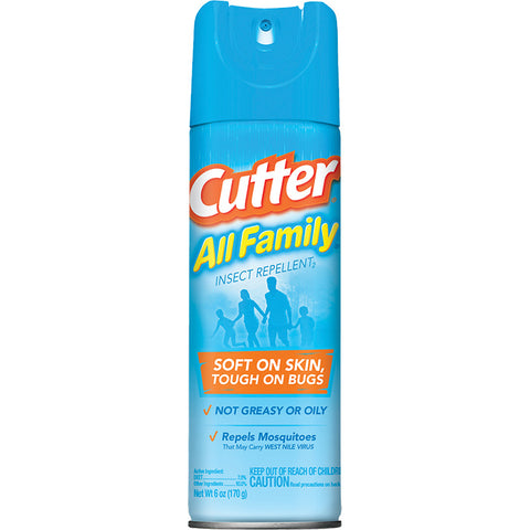 Cutter All Family 7% Deet Insect Repellent