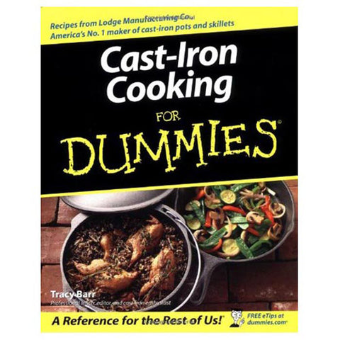 Wiley Publishing Cast-Iron Cooking For Dummies