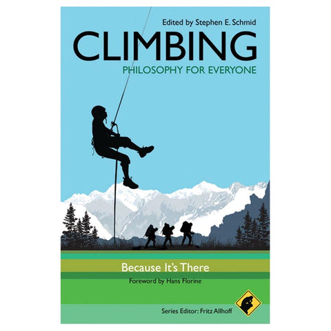 Wiley Publishing Climbing-Philosophy For Evryon