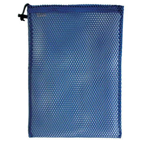 "Equinox Nylon Mesh Stuff 15"" X 22"" Blue"